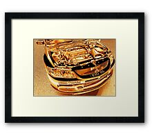 Worth its's weight in gold Framed Print