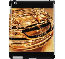 Worth its's weight in gold iPad Case/Skin