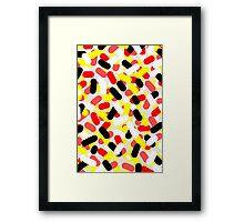 Disorder Framed Print