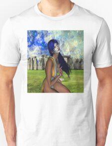 Pagan Meditation Unisex T-Shirt