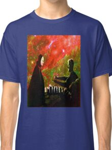 Playing chess with Death Classic T-Shirt