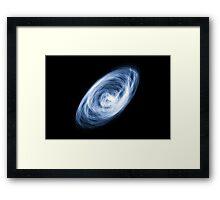 Galactic  Framed Print