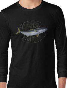 Kingfish Fishing Long Sleeve T-Shirt