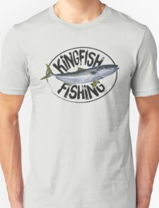 Kingfish Fishing T-Shirt