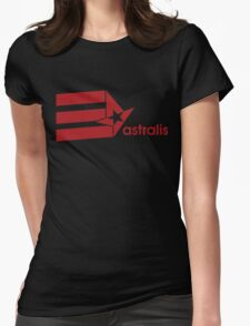Astralis Esports Team Womens Fitted T-Shirt