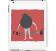 Rock Man iPad Case/Skin