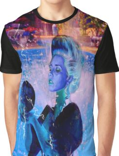 Electric Witch Graphic T-Shirt