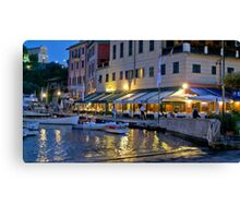 Al Fresco Canvas Print