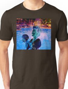 Electric Swimmer Unisex T-Shirt