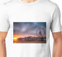 Blackpool Central Pier Unisex T-Shirt