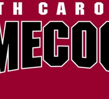 USC Gamecocks sticker Sticker