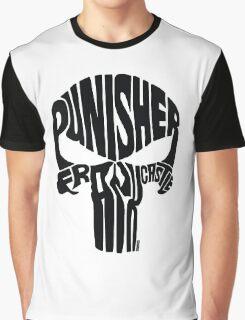 Punisher (black) Graphic T-Shirt