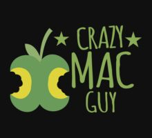 Crazy Mac guy Kids Tee