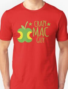 Crazy Mac guy Unisex T-Shirt