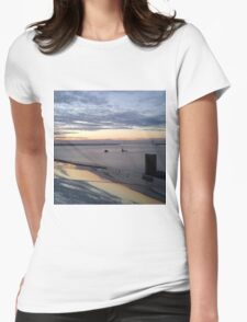 More Sky More Sunset Womens Fitted T-Shirt