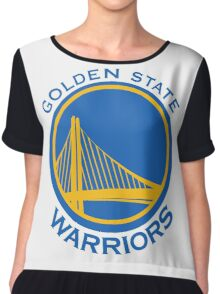 Golden State Warriors Chiffon Top