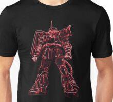 Three times faster (Zaku 2) Unisex T-Shirt