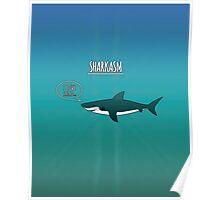 Sharkasm Poster