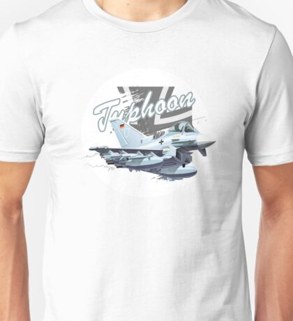 Cartoon Fighter Unisex T-Shirt