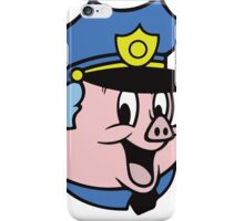 Chief Piggum iPhone Case/Skin