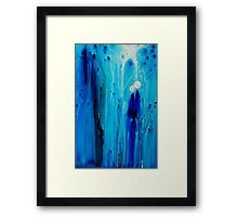 Never Alone By Sharon Cummings Framed Print