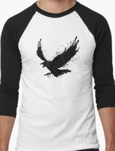 Raven Men's Baseball ¾ T-Shirt