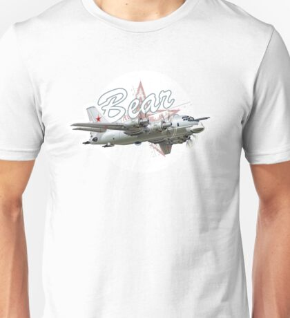 Cartoon Bomber Unisex T-Shirt