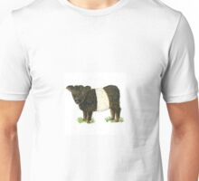 Galloway Belted Cow Unisex T-Shirt