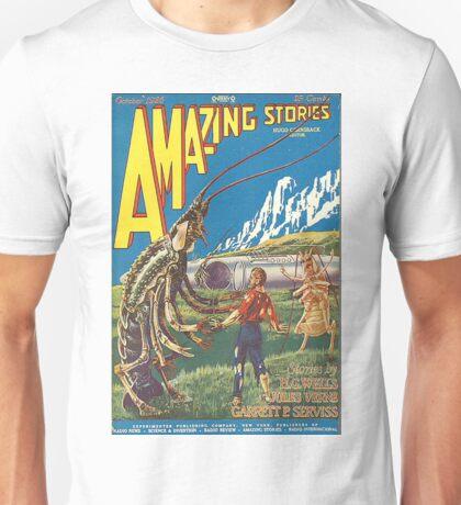 Amazing stories 2 Unisex T-Shirt
