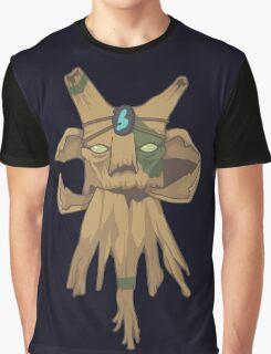 Dota 2 Treant hero Shirts Graphic T-Shirt