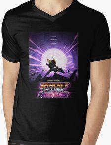 Ratchet And Clank Nexus Mens V-Neck T-Shirt