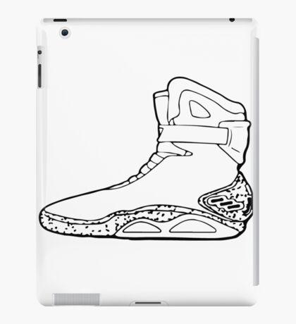 Back to the future shoe iPad Case/Skin