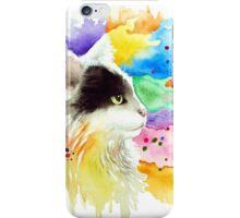Cat 605 iPhone Case/Skin