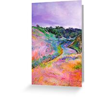 Regeneration Landscape Greeting Card