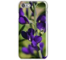 Lavender Colored Stems iPhone Case/Skin
