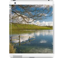 Soulseat Loch Reflections Photograph Dumfries and Galloway iPad Case/Skin