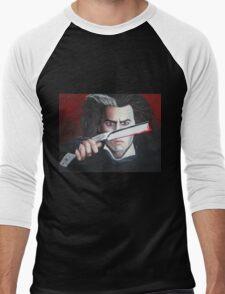 Sweeney Todd - Johnny Depp Men's Baseball ¾ T-Shirt