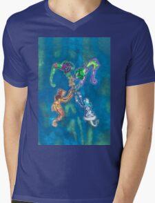 The Spirits of the Four Seasons Mens V-Neck T-Shirt