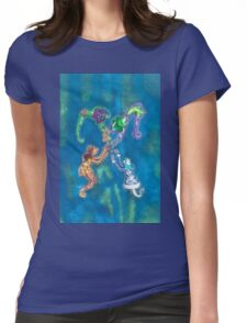 The Spirits of the Four Seasons Womens Fitted T-Shirt