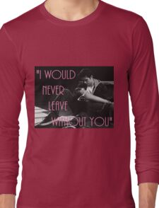 Teen Wolf Stiles and Malia Long Sleeve T-Shirt