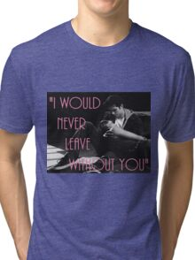 Teen Wolf Stiles and Malia Tri-blend T-Shirt