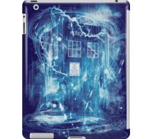 Time and space storm iPad Case/Skin