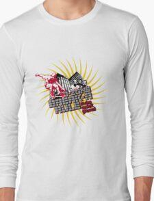 Skateboarding Zone Long Sleeve T-Shirt
