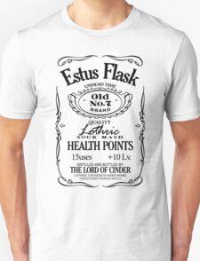 Estus Label - Black Unisex T-Shirt