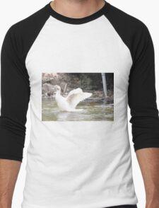 White Female Duck T-Shirt