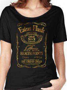 Estus Label - Golden Women's Relaxed Fit T-Shirt