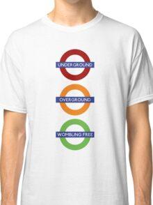 Wombling Free Classic T-Shirt