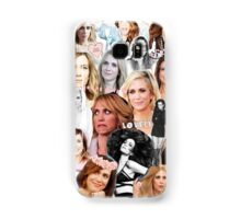 Kristin Wiig collage Samsung Galaxy Case/Skin