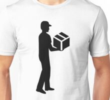 Delivery guy Unisex T-Shirt