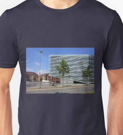 Commercial Architecture, Copenhagen, Denmark Unisex T-Shirt